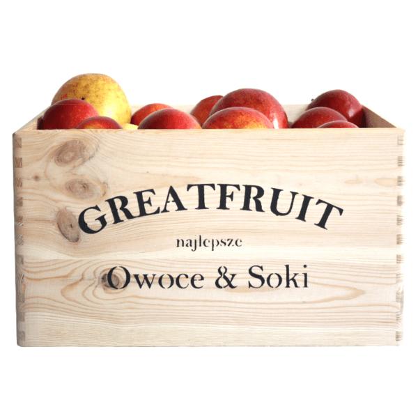 Skrzynka owoców GreatFruit jabłka (9 kg)