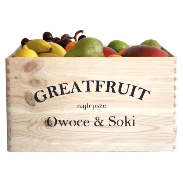 Skrzynka owoców GreatFruit MIX (9 kg)