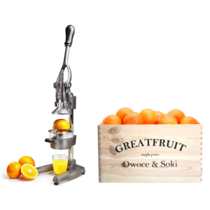 GreatFruit Press Pomarańcze